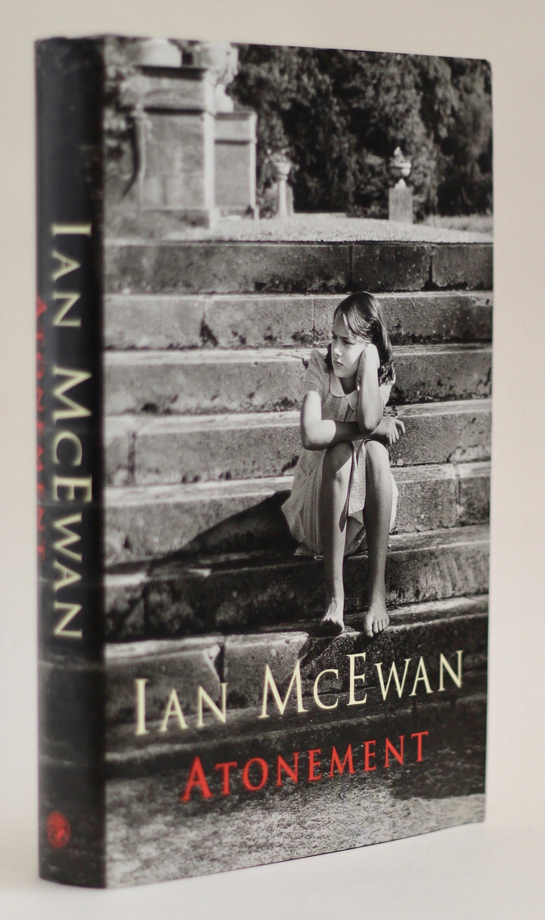 Ian McEwan: Atonement, 2001. £17.50
