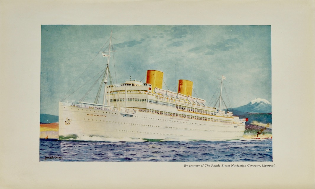 "J.C. Meggitt: South America, ""Robinson Crusoe"" Island, West Indies, 1938 – inscribed presentation copy. £195"
