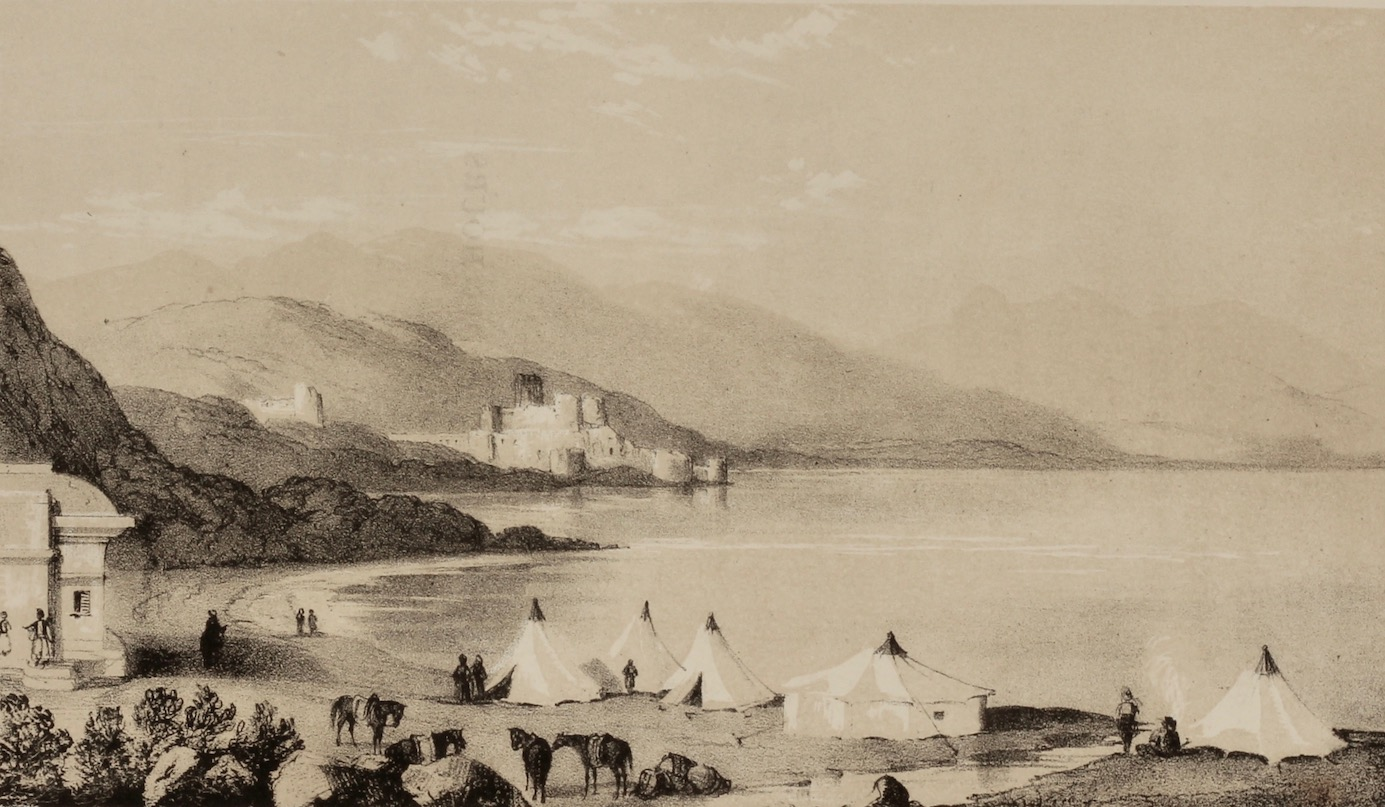 Harriet Catherine Egerton: Journal of a Tour in the Holy Land, 1841. £275