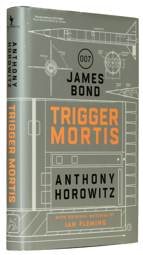 Anthony Horowitz: Trigger Mortis With Original Material by Ian Fleming, 2015. £12.50