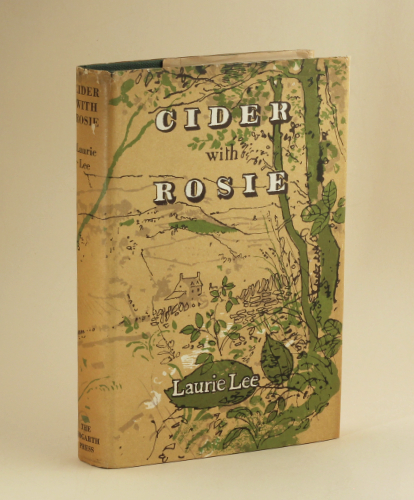 Laurie Lee: Cider with Rosie, 1959. £295