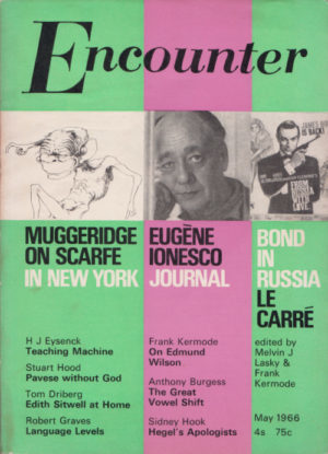 John le Carré: 'To Russia, with Greetings. An Open Letter…', 1966. £19.50