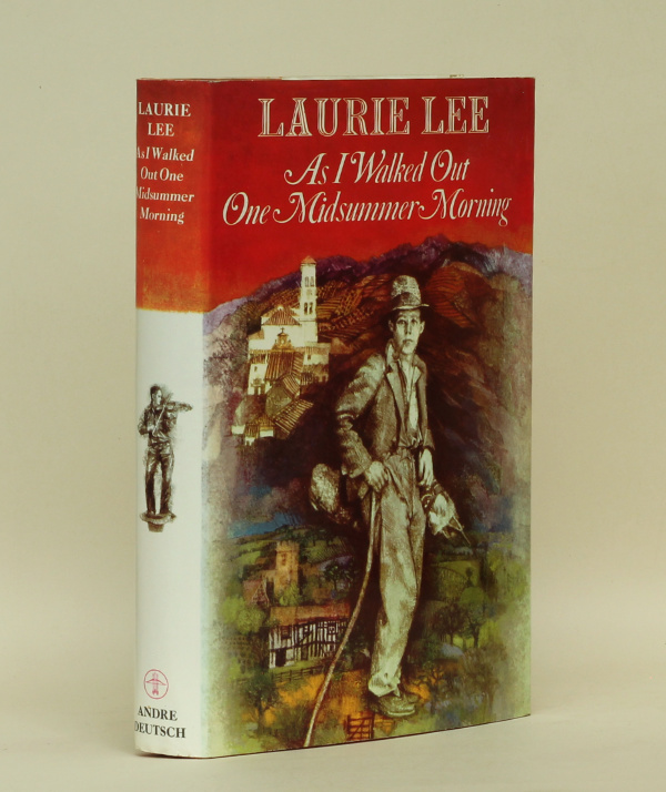 Laurie Lee: As I Walked Out One Midsummer Morning, 1969. £39.50