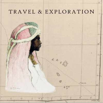 Travel & Exploration Collaboration with Charlotte du Rietz in Fine Books & Collections