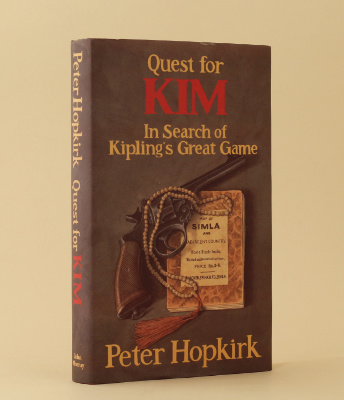 Peter Hopkirk: Quest for Kim, 1996 – first edition. £25