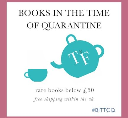 Introducing BITTOQ: Books in the Time of Quarantine