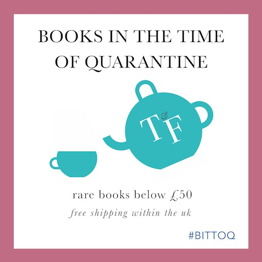 About BITTOQ: Books in the Time of Quarantine