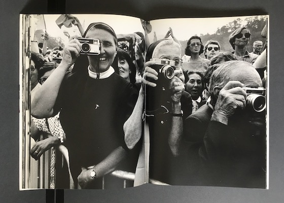 William Klein: Close Up, 1990 – first US edition, signed by Klein. £250