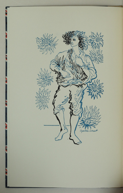 Christopher Smart: A Song to David, Rampant Lions Press, 1960 – no. 105 of 600 copies. £95