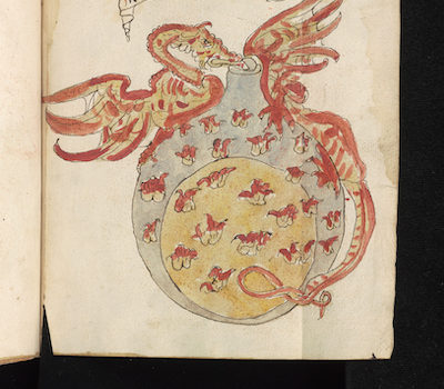 Alchemy at Cambridge University Library: The Crowning of Nature