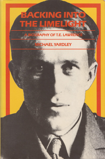 Michael Yardley: Backing into the Limelight, 1986 – 2nd rev. ed. from the library of Jeremy Wilson. £19.50
