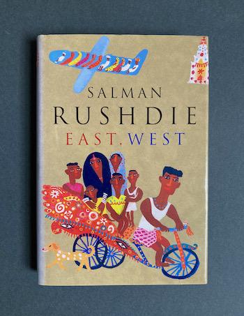 Salman Rushdie: East, West, 1994 – signed 1st ed. £29.50
